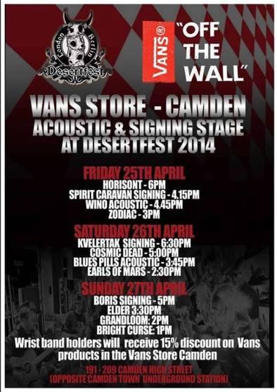Desertfest lD2014 vans