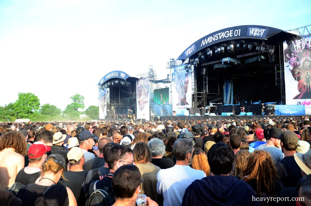 Hellfest 2014 Mainstages