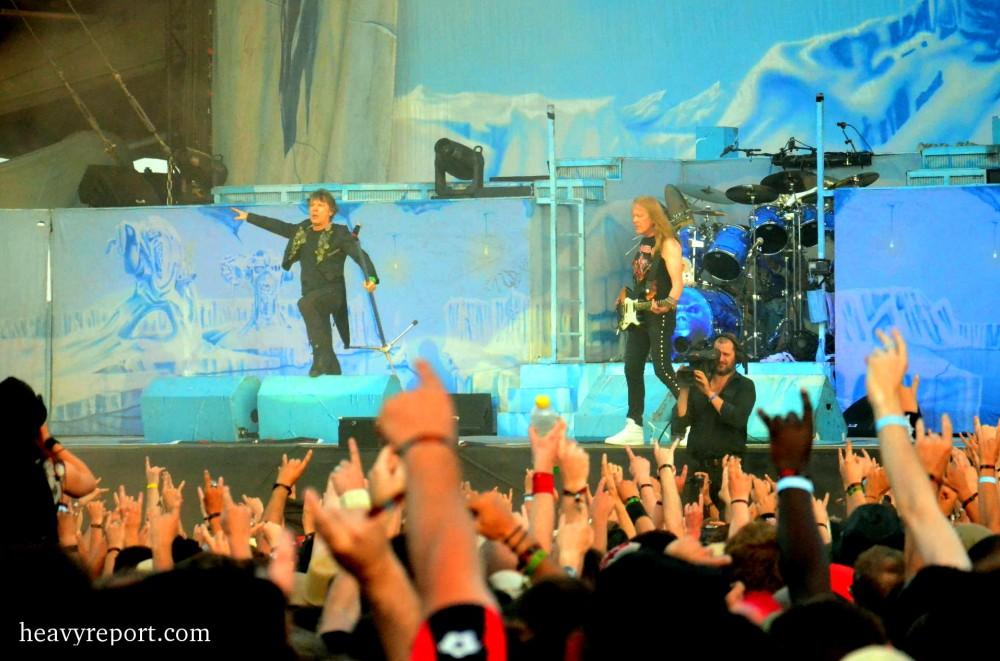 Hellfest 2014 Iron Maiden