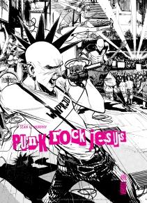 Punk Rock Jesus de Sean Murphy Edité chez Urban Comics dans la collection Vertigo Deluxe, 19€